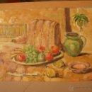 Arte: BODEGON / DE GARCIA PIÑOL. Lote 54741891