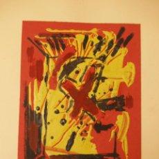 Arte: OLEO DE ERNEST IBAÑEZ NEACH / LLEIDA 1920-2011. Lote 54764216