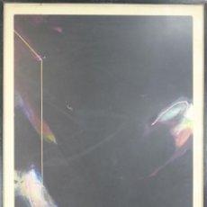 Arte: G3-028. DOS GESTOS. TECNICA MIXTA. ABSTRACTO. JOSE ALVAREZ NIEBLA. AÑOS 70.. Lote 53363602