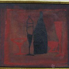 Arte: XAIME CABANAS. (CORUÑA 1953 - 2012).. Lote 54798654