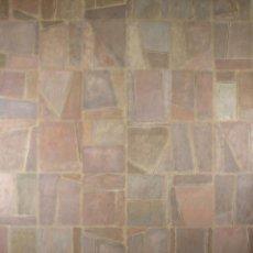 Arte: G3-001. COMPOSICION. ABSTRACTO. OLEO SOBRE LIENZO. MANUEL FONT DIAZ (1948).. Lote 48152732