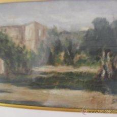 Arte: AUTOR MANUEL GANDARA BONIN 1936 ENTRA Y MIRALO. Lote 54870627