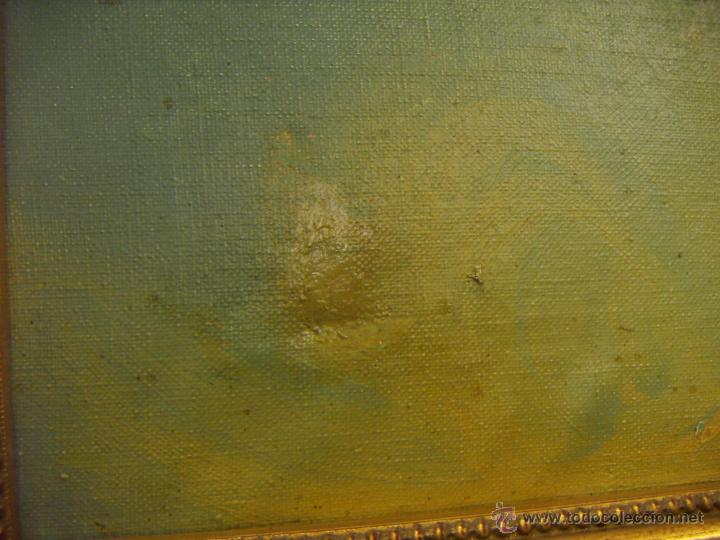 Arte: Oleo firmado Van Der Verden 1948 - Foto 10 - 55001606