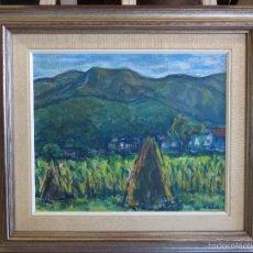 Arte: MIGUEL ZELADA (CORUÑA 1942). BOEDO.. Lote 55230492
