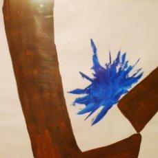 Arte: OBRA DEL GRAN ARTISTA CARLOS CIRIZA - NAVARRA. Lote 55321490