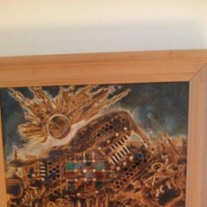 Arte: OLEO SOBRE TABLA FRANCISCO GARCIA TORCAL. SIGLO XX. Lote 55684308