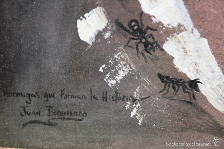 Arte: JUAN IZQUIERDO-PERSONAJES - Foto 6 - 55774188