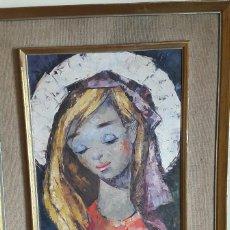 Arte: ÓLEO LUIS BONADA BERENGUER (SABADELL 1908). Lote 55804549