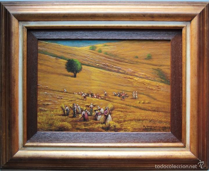 HORMIGUITAS-BARBASAN (Arte - Pintura - Pintura al Óleo Contemporánea )