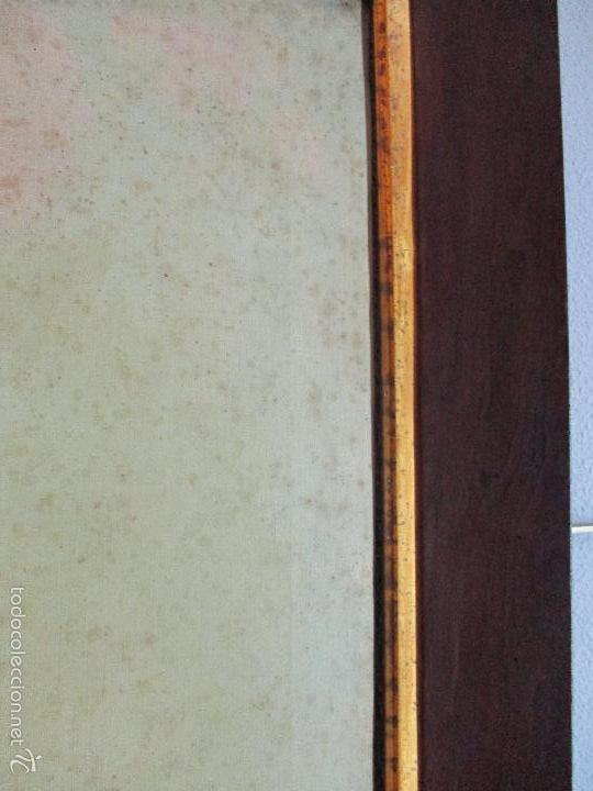 Arte: Antiguo óleo sobre tela - Paisaje - Escuela Paisajista Catalana - Circulo Joaquin Vayreda - Olot - Foto 9 - 55900338