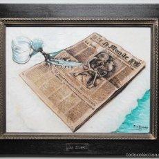 Arte: NOTICIAS-JUAN IZQUIERDO. Lote 56293850