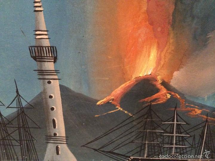 Arte: TITULADO ERUZIONE-FIRMADO-FECHADO 1.822 - Foto 2 - 56320077