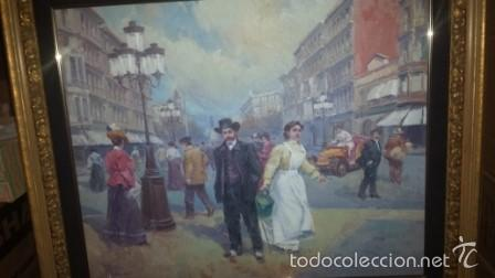 OLEO -J.PUIGSEGUR (Arte - Pintura Directa del Autor)