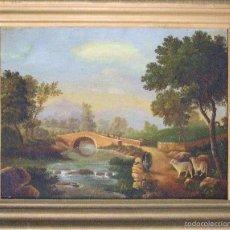 Arte: ESCUELA MALLORQUINA S. XIX. PINTURA. MALLORCA. BALEARES. Lote 56499358