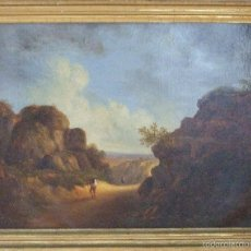 Arte: ESCUELA MALLORQUINA S. XIX. PINTURA. MALLORCA. BALEARES. Lote 56499448