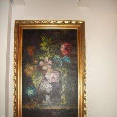 Arte: BODEGÓN DE FLORES. Lote 56502494