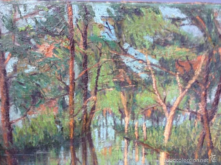 Arte: Decoroso BONIFANTI (1860-1941) Pintor Italiano - Óleo sobre tela - Foto 2 - 56602875