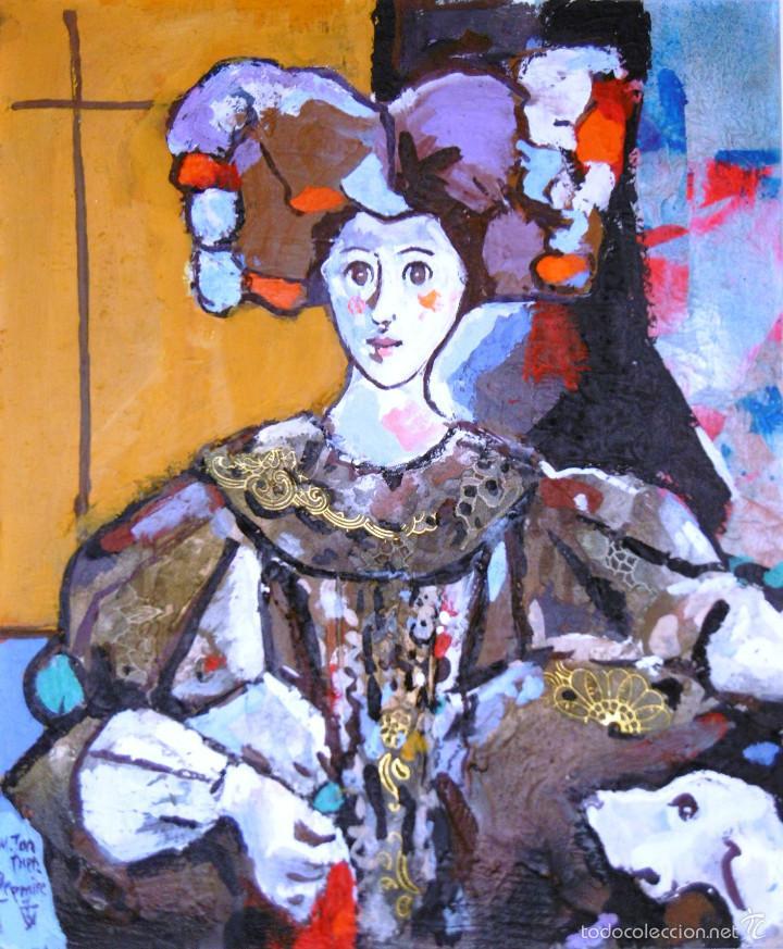 INCREIBLE... OBRA SELECTA DE TORNER DE SEMIR TECNICA MIXTA (Arte - Pintura - Pintura al Óleo Contemporánea )