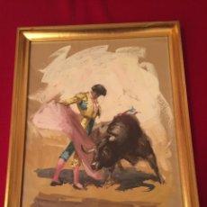 Arte: OLEO DE CARLOS RUANO LLOPIS (1878 ORBA (ALICANTE)-1950 MÉXICO). Lote 56642071
