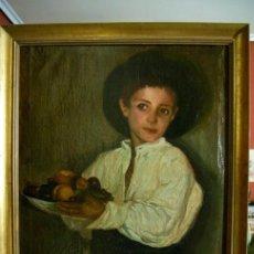 Arte: JOSE CRUZ HERRERA (LA LINEA DE LA CONCEPCIÓN, 1890-1972) 96X64. Lote 56681770