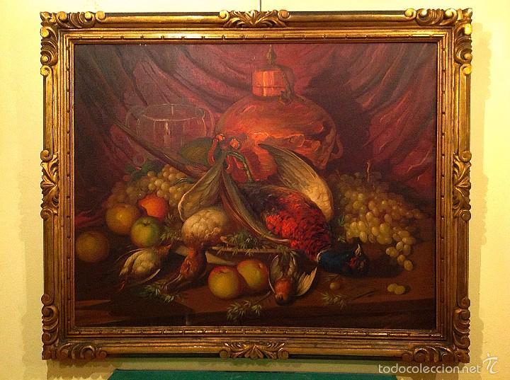 FEDERICO MOLINA ALBERO (BARCELONA, 1905 – BUNYOLA, MALLORCA,1981) ÓLEO SOBRE TELA (Arte - Pintura - Pintura al Óleo Contemporánea )