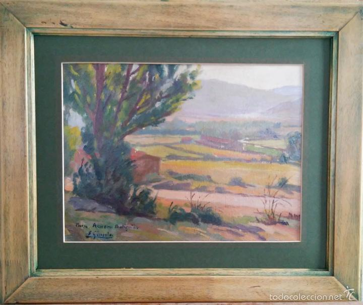 Enrique ginesta pintor valenciano leo sobre comprar - Pintor valenciano ...