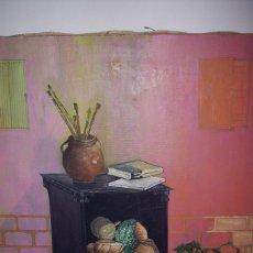 Arte: BODEGON, OLEO SOBRE LIENZO, FIRMADO.. Lote 56924968