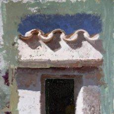Kunst - francesc poch romeu, óleo sobre tabla 29x39cm - 56964373