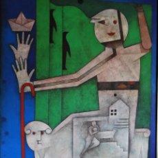 Arte: ARTISTA ORLANDO BUFILLS. Lote 57057169