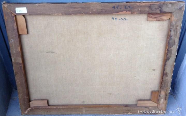 Arte: Europeo XVIII (firma monograma) - Óleo sobre tela (reentelado) - Foto 7 - 57088242