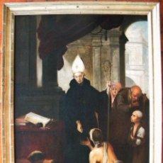 Arte: JOSE JIMENEZ Y ARANDA SEVILLA 1837-1903 MUSEAL OBRA COSTUMBRISTA FIRMADA OLEO/LIENZO 89X61 CMS. Lote 50134262