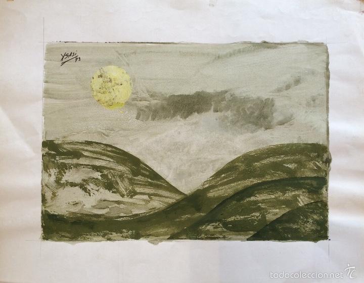 Arte: RICARDO ISASI. YSASI (1917) - Foto 2 - 57229185