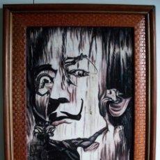 Arte: JUAN IZQUIERDO-ILUSION DALI. Lote 57253078