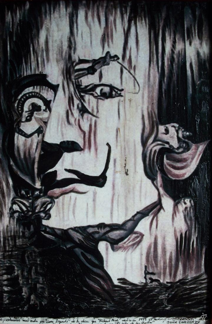 Arte: JUAN IZQUIERDO-ILUSION DALI - Foto 2 - 57253078