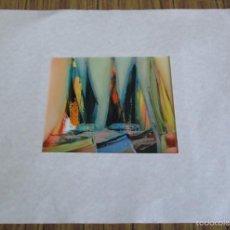 Arte: PINTURA DE VELEROS // FIRMA 97 M. SUAREZ. Lote 57390979