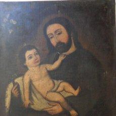 Kunst - San José con el niño Jesús. ref. AB 261 - 57551974