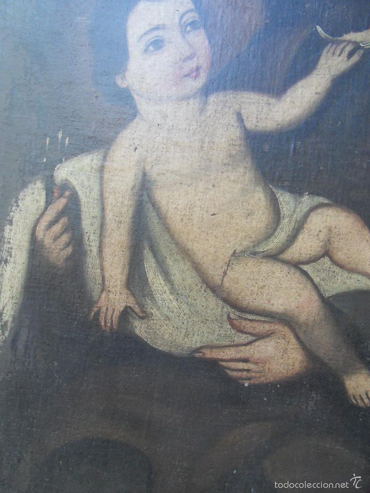 Arte: San José con el niño Jesús. ref. AB 261 - Foto 3 - 57551974