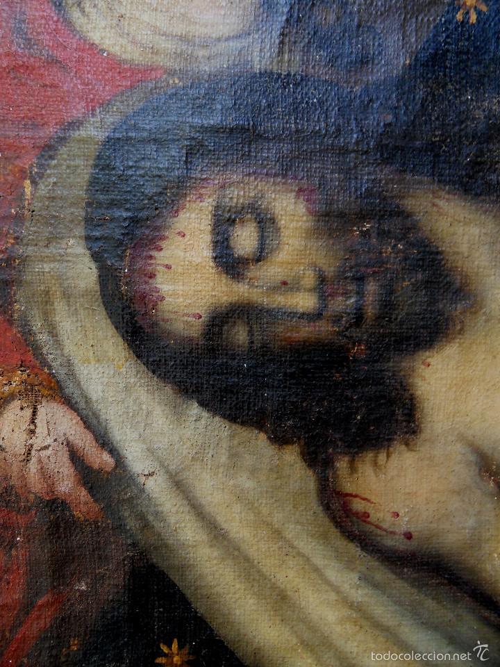 Arte: La piedad .Cristo yacente. Ref. AB180 - Foto 5 - 57680218