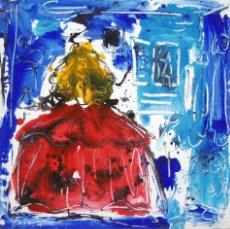Arte: LIQUIDACION, OPORTUNIDAD POR TIEMPO LIMITADO. JOAQUIM FALCO DECORATIVA OBRA. Lote 57995712