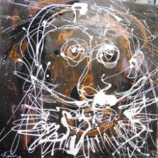 Arte: LIQUIDACION, OPORTUNIDAD POR TIEMPO LIMITADO. JOAQUIM FALCO DECORATIVA OBRA, VISAGE. Lote 57996516