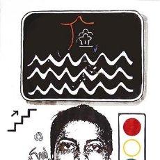 Arte: LA NUEVA NEFER Y EL MAR. SERIE LA NUEVA NEFER. 2001. TINTA Y ACUARELA/PAPEL. ALMA AJO. Lote 58008710