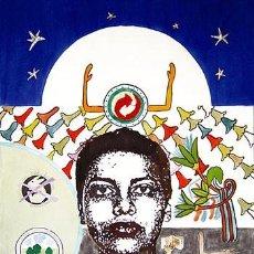 Arte: LA NUEVA NEFER Y EL SECRETO DE LAS PLANTAS. 2001. TINTA Y ACUARELA/PAPEL. ALMA AJO. Lote 58008822