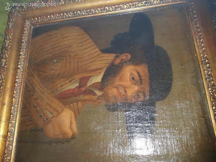 Arte: OLEO SOBRE LIENZO SIGLO XVIII - Foto 2 - 58190981