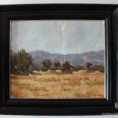Arte: PINTURA MALLORQUINA - FELIPE BLANES. Lote 58348168