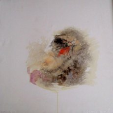 Arte: EMILIO MORALES NACIDO EN CUENCA OBRA SERIE TAUROMAQUIA AÑO 2010 OLEO/LIENZO MEDIDAS 60 X 60 CM. Lote 58527450
