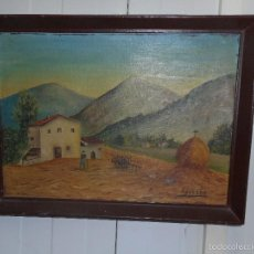 Arte: OLEO FIRMADO FORTUÑO. Lote 58566752