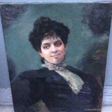 Arte - Julio Vila y Prades (1873-1930) Pintor Español - Óleo sobre tela - 59073350