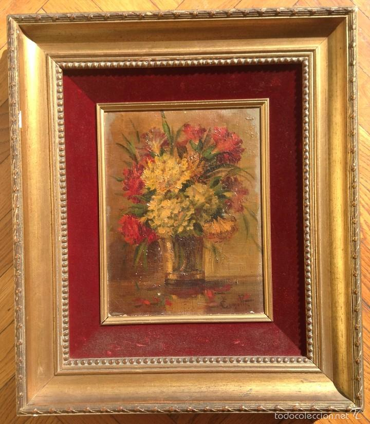 luigi comolli (1893-1976) italiano pintor óleo - Comprar Pintura al ...