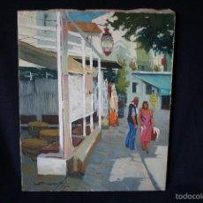 Arte: RAMON PUJOL GRABULOSA ( OLOT 1947 ) GRAN OPORTUNIDAD .. Lote 59597515