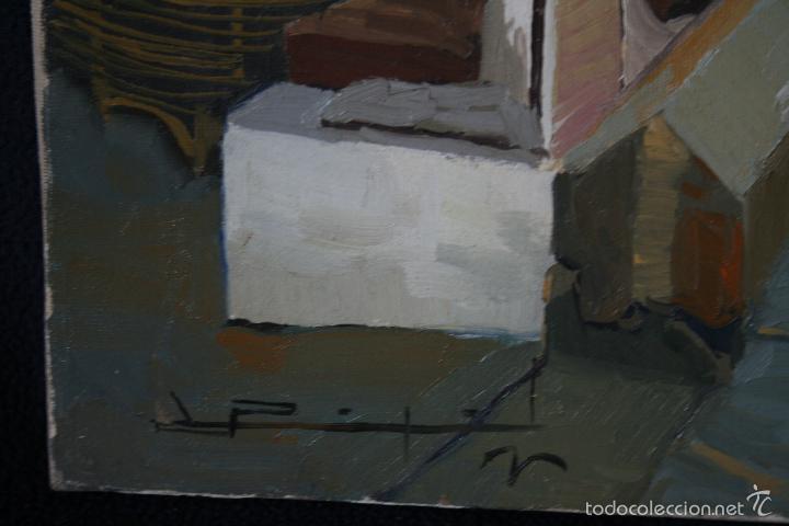 Arte: RAMON PUJOL GRABULOSA ( OLOT 1947 ) GRAN OPORTUNIDAD . - Foto 2 - 59597515